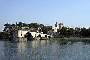 Bridge Saint Bénézet Avignon © VF