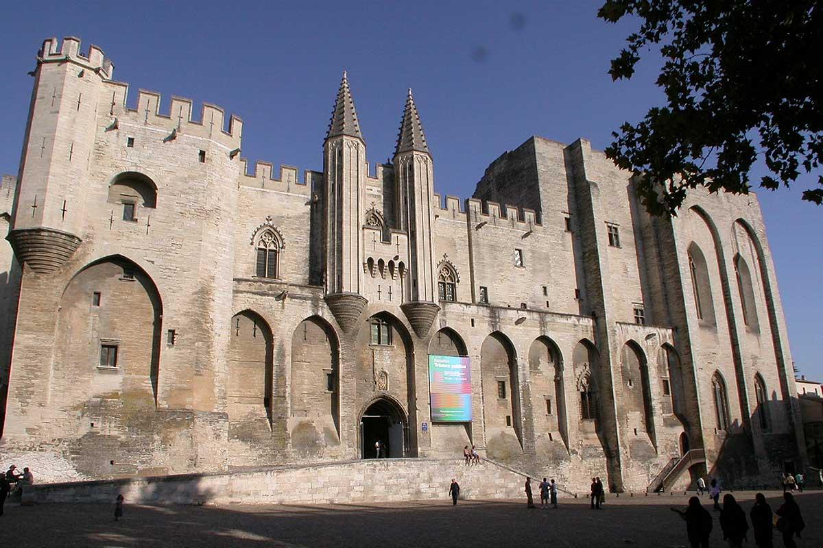 Avignon chambres d 39 h tes provence - Chambre d hotes avignon piscine ...