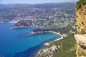 Cap Canaille Cassis