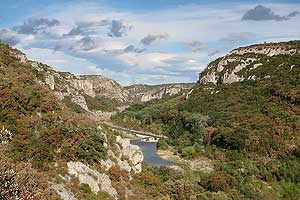 Gorges du Gardon © VF