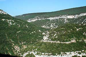 Gorges de la Nesque &copy VF