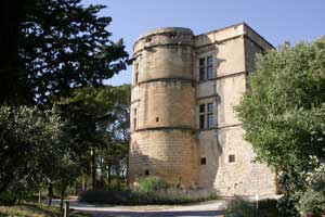 Castle of Lourmarin &copy VF