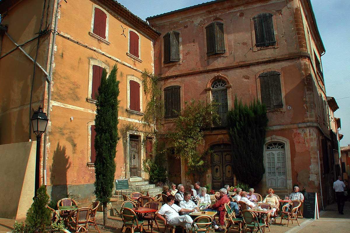 Roussillon chambres d 39 h tes provence - Chambre d hotes roussillon vaucluse ...
