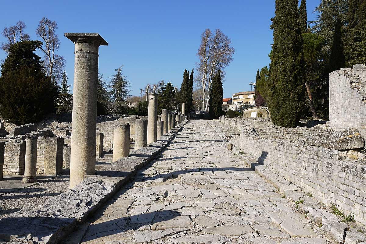 Vaison for Chambre d hotes vaison la romaine