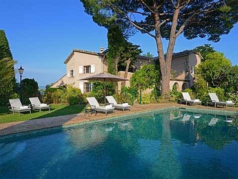 chambres d'hôtes de prestige et luxe en provence
