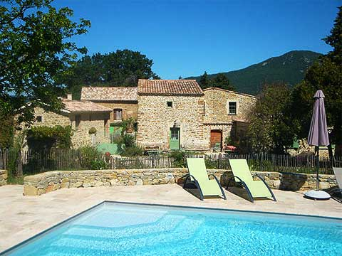 Bed And Breakfast Near Grignan In The Provencal Drome