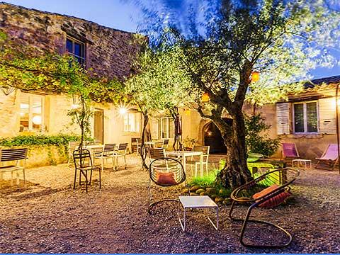 Vallée du Rhône   Chambres d\'hôtes en Provence