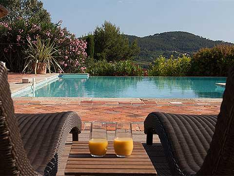 Gästehaus Französisch Riviera : Bed and breakfast Provence