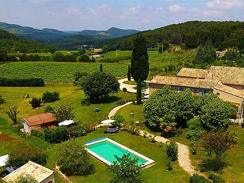 Drme Provenale  Chambres DHtes En Provence