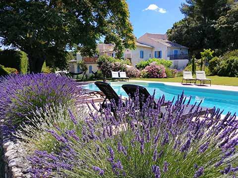 Gästehaus bei Orange: Provence bed and breakfast